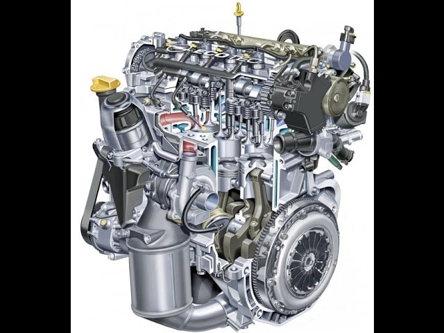 Vauxhall 1.3CDTI Timing Chain Replacement - YouTube