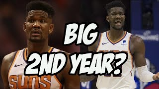 Will Deandre Ayton Dominate in His 2nd Season? 2020 NBA