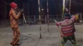 মধুপুর আকাশী ঘোড় দৌর  সারকেছ খেলার নাছ