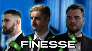 VENATA, NIKICHA FT. LIL TAPI GOD - FINESSE / (Bass Bosted)