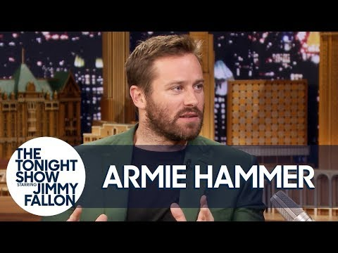 Armie Hammer Addresses Call Me By Your Name Sequel and Batman Rumors