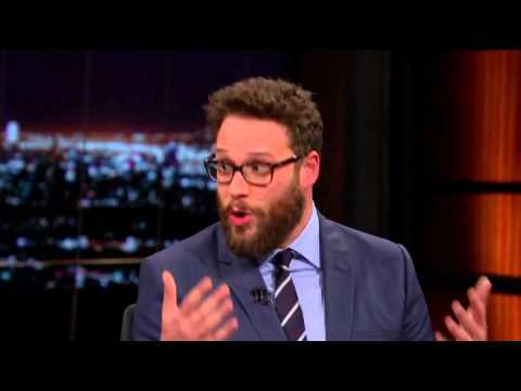 Seth Rogen tells Bill Maher that North Korea called his film 'an act of war'