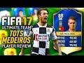 FIFA 17 TOTS MEDEIROS (88) *BUDGET GEM?!* PLAYER REVIEW! FIFA 17 ULTIMATE TEAM! MP3