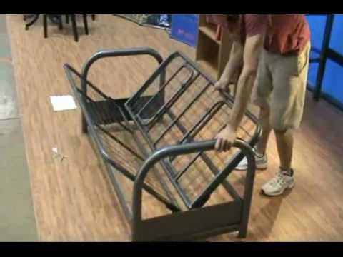Bedloft Futon Assembly