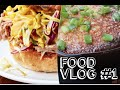 Food Vlog #1 - Bbq, Hoecakes, & Shaved Ice