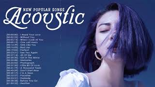 Download lagu Greatest Hits Acoustic Songs 2021 ♥ English Acoustic Cover Of Popular Songs Playlist