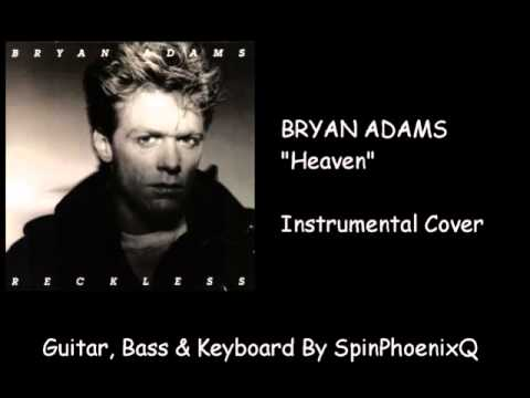 Bryan Adams - Heaven - Instrumental Cover