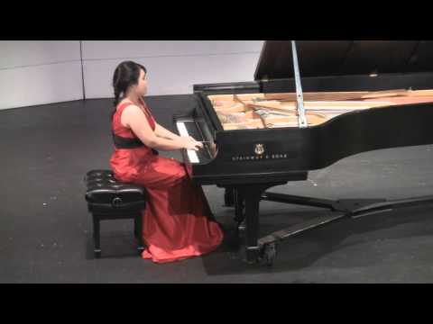 Jina Kim, Senior Recital, Alabama School of Fine Arts