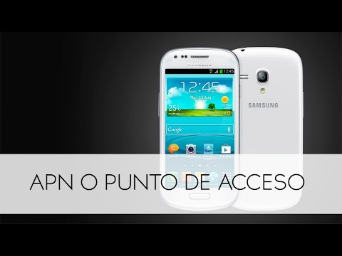 Samsung Galaxy S3 Mini  ( Configuracion APN Internet Movistar Colombia )