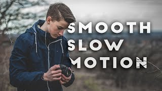 Create INSANELY SMOOTH Slow Motion without a 120 fps Camera! (FCPX/PP TUTORIAL)
