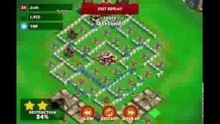 Play Samurai Siege New Castle Level 7 Base Design