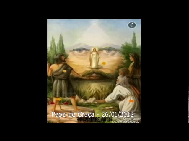 Aprenda a enxergar uma dimensão dentro da outra! Discernimento!