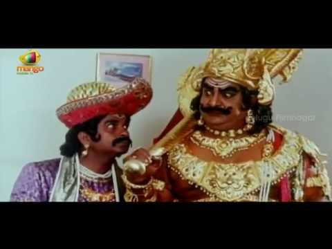 Yamaleela Movie Comedy Scenes - Kaikala Satyanarayana requesting...