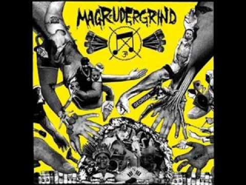 Magrudergrind - The Protocols Of Anti-sound