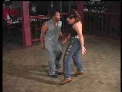 Clip from Louisiana Zydeco Live television show.