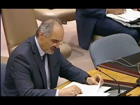 Syria: 1 of 2 - Syrian Arab Republic, H.E. Mr. Bashar Ja