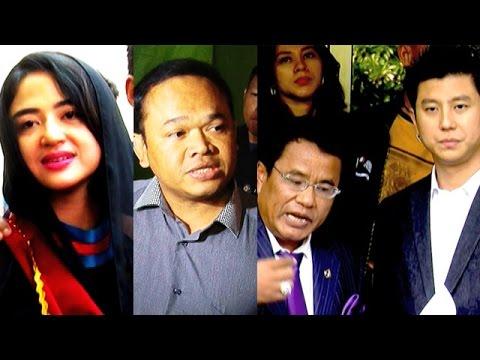 Dewi Persik Muncul Dengan Kuasa Hukumnya - Seleb On Cam 26 September 2014 video
