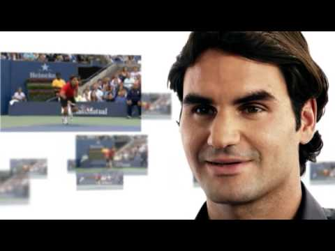Roger Federer & Credit Suisse: Launching a strong Partnership Video