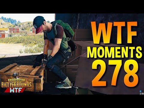 PUBG Daily Funny WTF Moments Highlights Ep 278