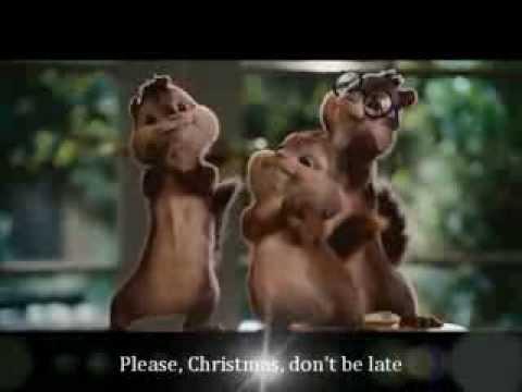 Alvin And The Chipmunks - Christmas Song (+lyrics)