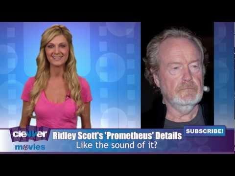 Ridley Scott Teases 'Prometheus' Details