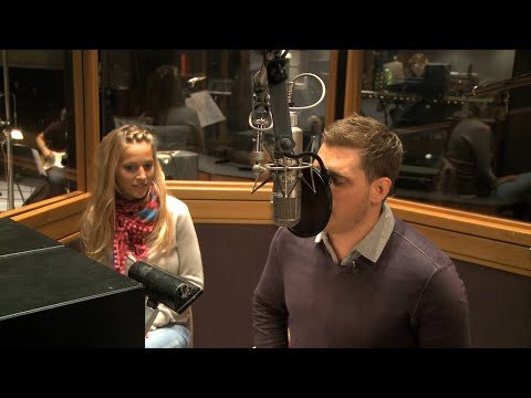 Michael Bublé - Christmas (baby Please Come Home) [studio Clip] video