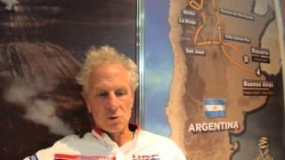 Dakar 2016: Martino Bianchi e le strategie delle prime tappe