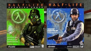 Analysis: Half-Life Opposing Force & Blue Shift