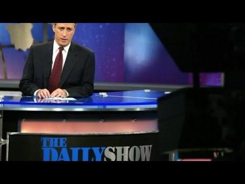 US satirist Jon Stewart quits 'Daily Show' after 16 years