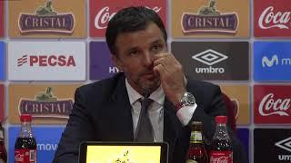 Anthony Hudson - New Zealand vs. Peru Post-match Press Conference