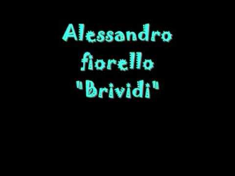 Alessandro Fiorello Brividi
