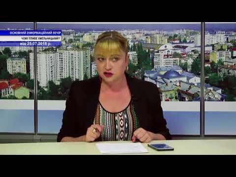 """Микола Ваврищук у програмі """"Основний інформаційний вечір області"""""""