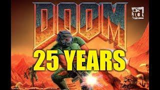 25 YEARS OF DOOM