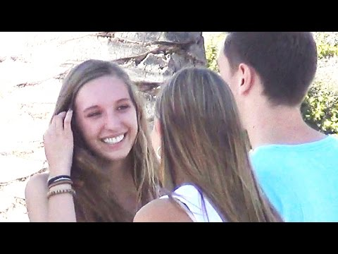Asking For Threesomes (Social Experiment) [Whatever Prank]