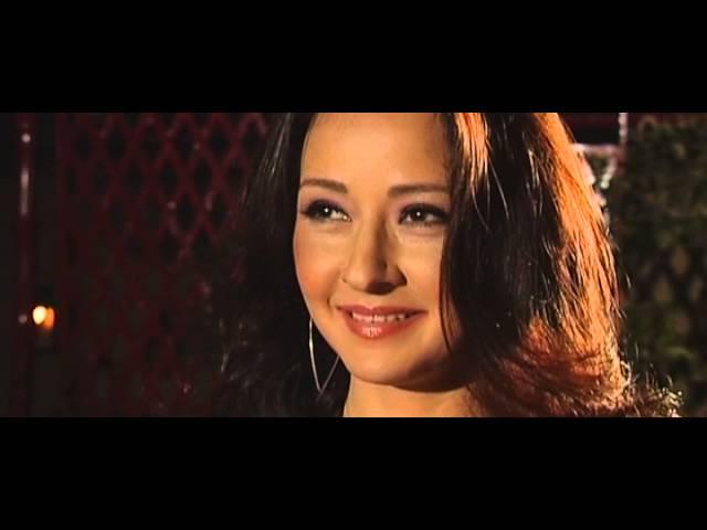 """Actress Zeba Bakhtiar discussing Director Kamran Qureshi & TV Movie """"Lap of Actress"""" 2004"""
