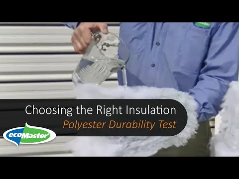Choosing the Best Type of Insulation   by ecoMaster