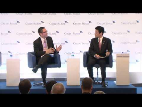 AIC 2014 Keynote: Abenomics - what's next?