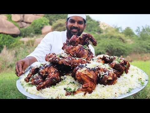 King Of Chicken Biryani || for kids || Whole Roasted Chicken biryani || Nawabs kitchen