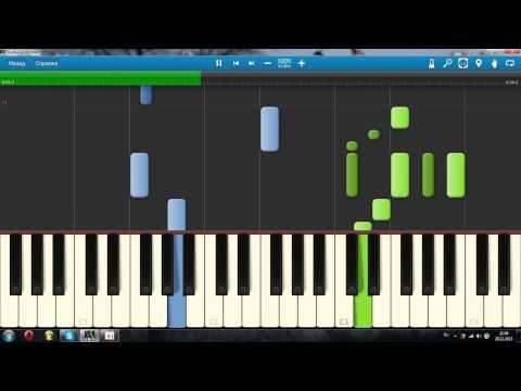 ABBA - Happy New Year On Piano