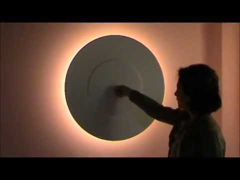 Lampara de pared o techo lunaire de fontana arte youtube for Lunaire fontana arte