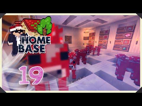 MineCraft : Home Base #19 香辣蘑菇牛外送服務