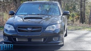 The Budget WRX!? -Subaru Legacy GT 2.5 Review
