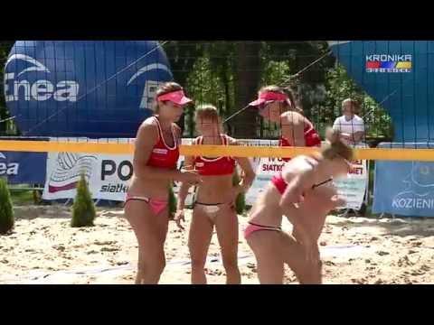 IV Turniej Siatkówki Plażowej Kobiet W Kozienicach (6-7.08.2016)