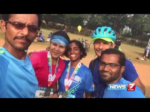Eswari Andiappan: The First Iron Woman Of India at Phoenix Pengal 3/3 | News7 Tamil