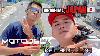 MOTODECK AT HIROSHIMA JAPAN | NAPS MARINA HOP | HO5