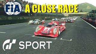 GT Sport FIA Nations Rnd 2  - A Close Race