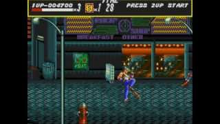 "Streets Of Rage - ""Fighting In The Street"" - Theme re-created using Music 3000 (PS2)"