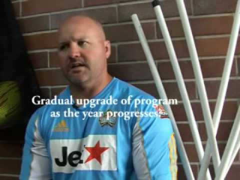 GC Titans Strength and Conditioning Coach Assistant Professor Chris McLellan Strength and Conditioning Coach/Head Trainer for the Gold Coast Jetstar Titans C...