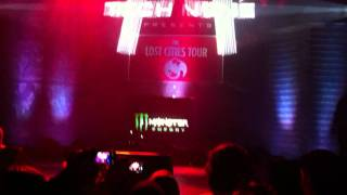 Tech N9ne Lost Cities Tour San Francisco