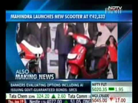 Launch of the all new Mahindra Duro DZ - NDTV Profit